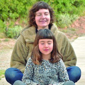 Retiro niños y familias